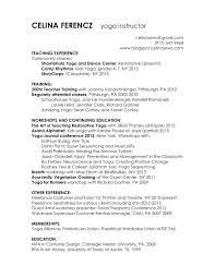 Corporate Trainer Resume Sample by Zumba Instructor Resume Example Youtuf Com