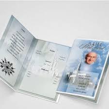Cheap Funeral Programs Create Obituary Program Using Obituary Template Download Pdf