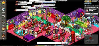 habbo hotel screenshots virtual worlds for teens