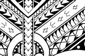 maori knotwork mixed shoulder tattoos