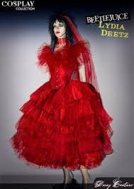 Halloween Costume Wedding Dress Lydia U0027s Wedding Dress Beetlejuice