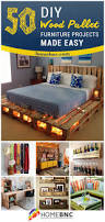 Diy Easy Furniture Ideas 50 Best Creative Pallet Furniture Design Ideas For 2017