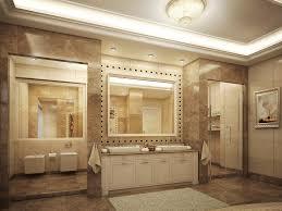 White Marble Bathroom Ideas Vessel Shape Stainless Steel Bath Sink Wooden Frames White Vessel