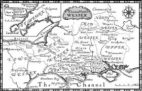 Wessex England Map by Vikings On To Wessex Season Premiere Review Part 2 Of 3 Time Slips
