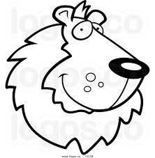 cute lion clipart black and white clipart panda free clipart