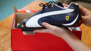 ferrari shoes puma ferrari future cat 10 unboxing review youtube