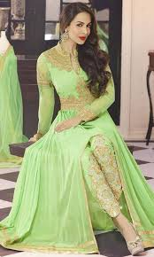 stylish dresses party wear anarkali suit 2017 for modern all fashion hug