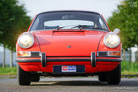 Porsche 911 Orange - porsche 911 2 0 e lwb coupe 1969 orange 2 0 e lwb for sale dyler