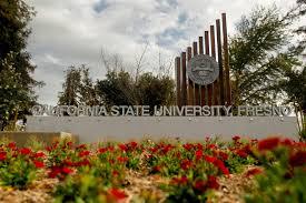 Fresno State Campus Map Fresno State Valley Public Radio