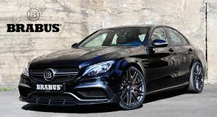 mercedes c class coupe tuning brabus tuning for mercedes