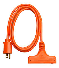 coleman cable 04004 14 3 wire gauge sjtw tri source extension cord
