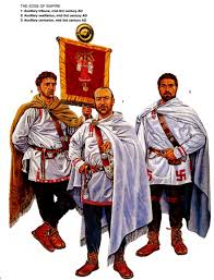 third century roman army reconstituted weapons and warfare