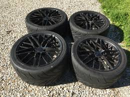 used corvette tires f s ace zr1 replica wheels with used toyo r888 tires