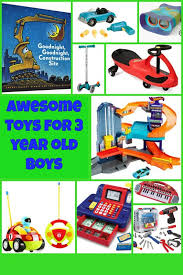 awesome toys for 3 year boys toys for