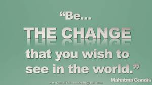 quote gandhi change world 30 inspirational picture quotes to achieve success in life