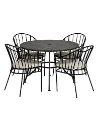 tangier dining table u0026 4 chairs m u0026s