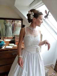 Wedding Dresses Edinburgh Bridal Hair Styling In Edinburgh Boosh Hairdressing Ltd