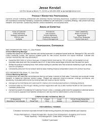 Sample Resume Supervisor Position Resume by Product Manager Resume Jvwithmenow Com