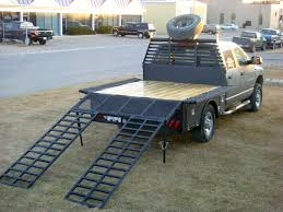 Steel Sled Deck Plans by Flat Decks For Trucks T Two Industries