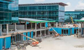 lexus parking dallas stars toyota had hq builders on tight schedule