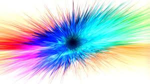 wallpaper 3840x2160 colorful flash light shine 4k