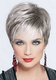hair styles for women over fifty with round face everyday pictures of short hairstyles for round faces and fine hair