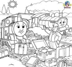 thomas train happy birthday coloring pages christmats carrol jpg