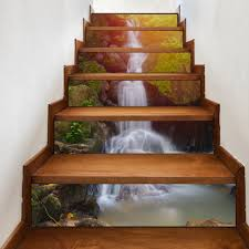 Waterfalls For Home Decor Compare Prices On Waterproof Wall Stickers Waterfalls Online
