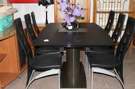Used Dining Room Table And Chairs Emejing Second Hand Living Room Furniture Images Awesome Design