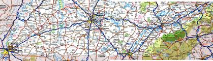 Tennessee Highway Map by Tennessee State Road Map Pictures To Pin On Pinterest Pinsdaddy