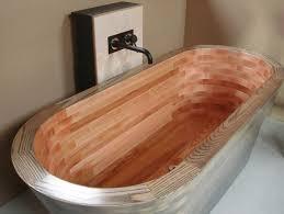 best 25 wooden bathtub ideas on pinterest wood tub wood