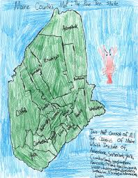University Of Maine Map 2017 Mapmaking Contest Osher Map Library