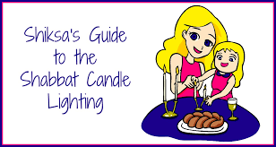 shabbat lights shabbat candle lighting guide and sheet