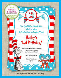 dr seuss birthday invitations dr seuss party invitations marialonghi