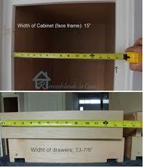 cabinet slide out drawers for pantry remodelando la casa kitchen