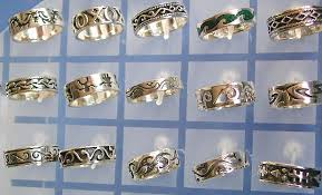 sterling rings wholesale images Costume jewelry silver wholesale sterling silver wave ring celtic jpg