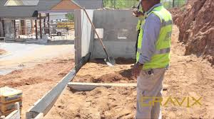 Recon Retaining Wall by Gravix Install Youtube