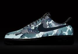 nike black friday this nike air force 1 low reflective camo will release on black