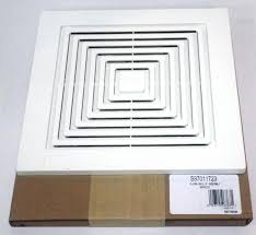 broan exhaust fan cover 97011723 broan bath bathroom ceiling fan grille grill cover plastic