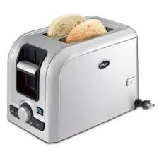 Oster Toaster Reviews Oster 2 Slice Brushed Stainless Steel Toaster Tsstrts2s2 The