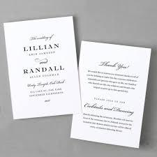 Cheap Wedding Programs Wedding Program Template Printable Wedding Program Folded Order