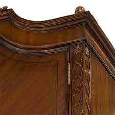chateau style bespoke painted or polished armoire