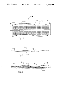 Ground Cover Sheets by Patent Us5009033 Ground Cover Sheet Google Patents