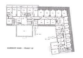 Dormitory Floor Plans Rooseveltova Dormitory U2013 Plan Accommodation Vse Cz