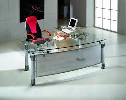 Glass Top Desk Office Depot Office Table Glass Top Executive Office Desk Uk Glass Computer