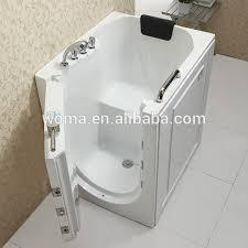 Bathtub For Seniors Walk In Portable Bathtubs For Elderly Tubethevote