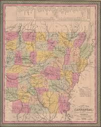 Map Of California And Oregon by Antique Maps Of Arkansas
