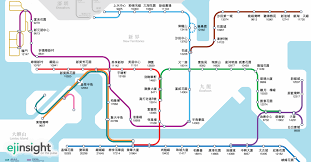 Shenzhen Metro Map In English by What A Viral Map Of Home Prices On Mtr Line Tells Us