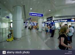 bureau de change manchester manchester airport terminal 3 stock photo 19364115 alamy