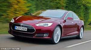 tesla announces model iii with a range of 200 miles daily mail